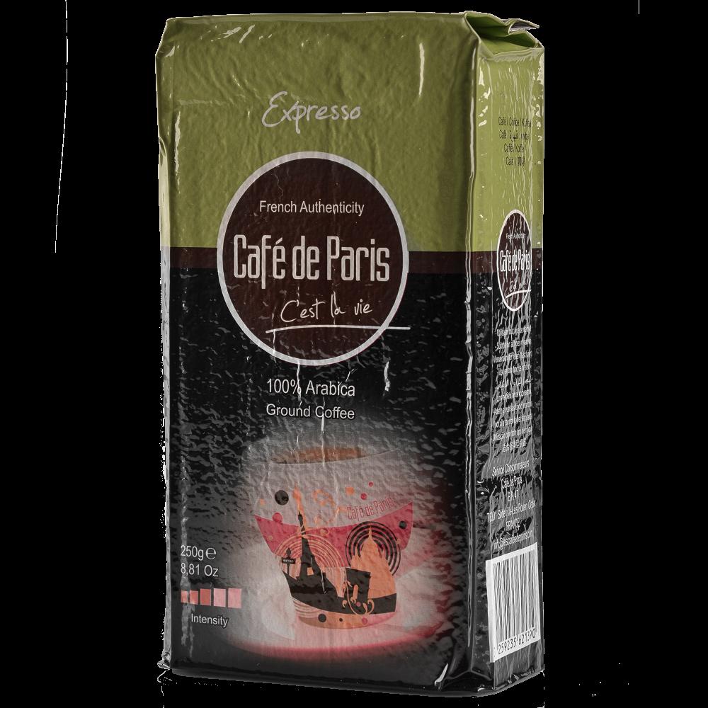 "Кофе молотый Cafe de Paris ""Expresso"" 250г  (Segafredo Zanetti). - 2"