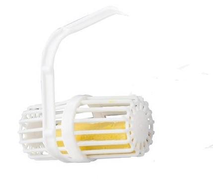 Гигиенический подвесной блок для унитаза Reinex  Лимон (4шт). - 1