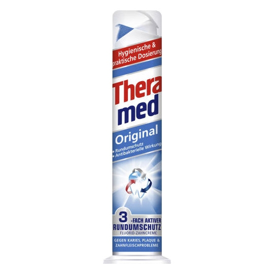 Theramed Original зубная паста 100 мл - 17413